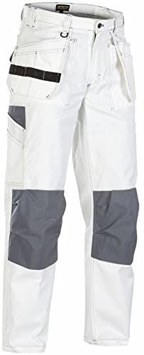 Mascot Stretch Trousers With Kneepad Pockets Personal Protection & Clothing, Trousers Mascot Camouflage, Denim Noir, Work Wear, Khaki Pants, Trousers, Sweatpants, Mens Fashion, Pocket, This Or That Questions