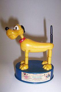 Pluto Maxi-Push Puppet | by nudan92