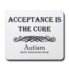 acceptance not ignorance
