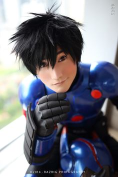 Liui Hiro Hamada Cosplay Photo - WorldCosplay