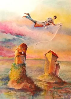 Rysunek pastela ilustracja wyobraźnia Jolanta Okragla Painting, Art, Art Background, Painting Art, Kunst, Paintings, Performing Arts, Painted Canvas, Drawings