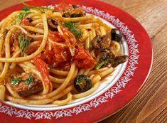 Italian Recipe: Spaghetti alla Puttanesca