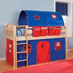 1000 images about boy ideas on pinterest tunnel tent Twin bed tent ikea