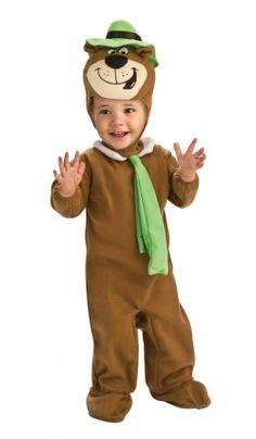 Costume Mini Yogi Bear™ - Hanna Barbera