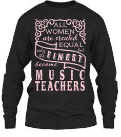 Finest Music Teachers Tee