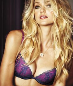 Victoria's Secret babe Lindsay Ellingson models the latest offering from VS, the Gorgeous collection, which includes a new design of the . Elegant Lingerie, Women Lingerie, Sexy Lingerie, Modelos Victoria Secret, Lindsay Ellingson, Lindsay Lohan, Victoria's Secret, Hair Heaven, Dating Girls