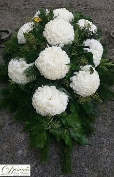 Funeral Flower Arrangements, Beautiful Flower Arrangements, Funeral Flowers, Floral Arrangements, Beautiful Flowers, Christmas Flowers, Fall Flowers, Christmas Wreaths, Monster High Characters