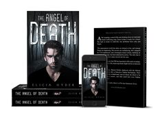 The Angel of Death - Cover Release - Giveaway - Elicia Hyder