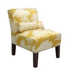 Skyline Armless Accent Chair
