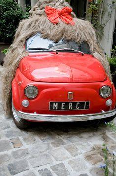 The Gorgeous Merci in Paris   decor8