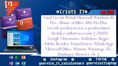 Microsoft Windows, Google Classroom, Second Hand, Windows 10, The Creator, Youtube, Calculator, It Works, Usb