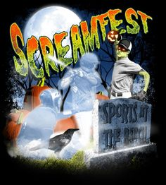 Screamfest 2015 | Sports at the Beach
