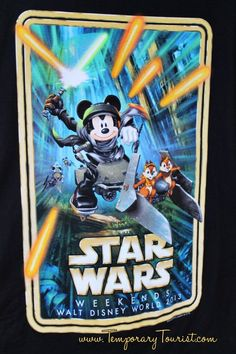 Exclusive Disney merchandise that is Star Wars Themed for Star Wars Weekends at Walt Disney World #MickeyMouse #StarWars #LightSaber