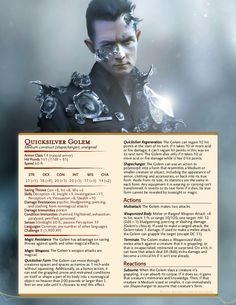 Dungeons And Dragons Classes, Dungeons And Dragons Homebrew, Dnd Stats, Dnd Races, Dungeon Master's Guide, The Golem, Dnd 5e Homebrew, Dnd Monsters, Dungeon Maps