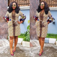 Exotic Ankara Blnds for Pretty Ladies Rex Couples African Outfits, African Wear Dresses, Latest African Fashion Dresses, African Inspired Fashion, African Print Fashion, Africa Fashion, African Attire, Ankara Fashion, African Prints