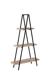 Keep your living room accessories safe while creating a standout display with shelves and room dividers from MRP Home. Pipe Shelves, Floating Shelves, Shelving, Mr Price Home, Triangle Shelf, Living Room Accessories, Living Room Shelves, Home Decor Online, Ladder Bookcase