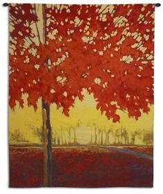 Fire Maple textile