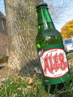Crazy #Kentucky Fact: Ale-8-One soft drink has been bottled in Winchester since 1926 and is the only soft drink invented in Kentucky still in existence.