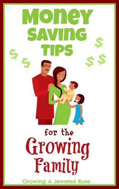 We need all the Money Saving Tips we can get. :)