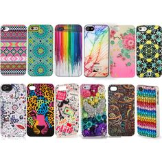 Rainbow Miracle!-12 Awesome I phone cases I WANT!