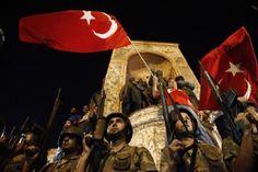 Τουρκία: Ποινές ισόβιας κάθειρξης σε 15 στρατιωτικούς σε δίκη για το πραξικόπημα