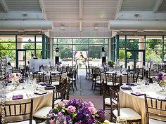 Atrium at Meadowlark Botanical Gardens Wedding Locations in DC Virginia Weddings 22182