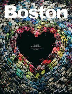 Boston Marathon - We will finish the race.