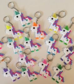 Unicorn Keychain Party Packs