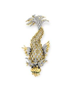 Night of the Iguana Brooch from the #bvlgari Elizabeth Taylor collection.  www.kristoffjewelers.com