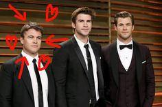MUST READ!!!!THIS GUY.   Important: There Is A Third Hemsworth Brother