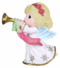 Precious Moments Dated 2013 Figurine >>> You can get more details here : Christmas Decorations