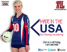 in the industry! Volleyball Uniforms, Delivery, Sports, How To Make, Tops, Fashion, Hs Sports, Moda, Fashion Styles