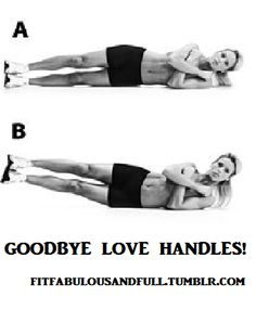 This is so much harder than it looks..... Try this as an advanced form of Banana in Pilates.