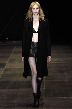 Saint Laurent Fall 2013 Ready-to-Wear Collection Slideshow on Style.com