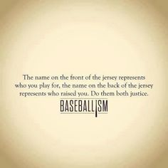Baseball :) motivational quotes for the club