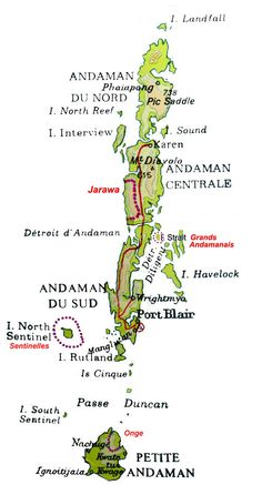 Map of Andaman Islands [India] with locators to Jarawa, North Sentinelise and Onge Tribes Geography Map, Geography Lessons, Geography Classroom, India World Map, India Map, General Knowledge Book, Gk Knowledge, Port Blair, Happy New Year Gif