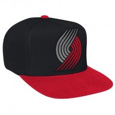 946a8cd4b87 XL Logo Snapback Portland Trail Blazers - Shop Mitchell   Ness NBA Snapbacks  and Headwear