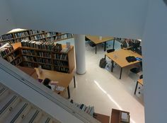Biblioteca del IVAM