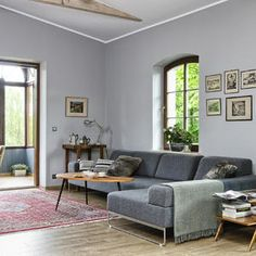 wohnzimmer mit retro-feeling | feelings, inspiration and sofas