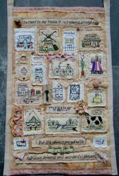 """""""yitte -- Road to my house""""  I need to tea and coffee stain a lot of muslin and linens."""