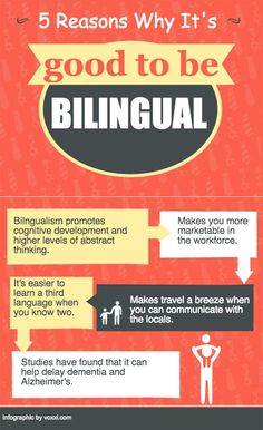 benefits being bilingual, learning second language