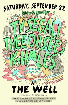 Ty Segall, Thee Oh Sees