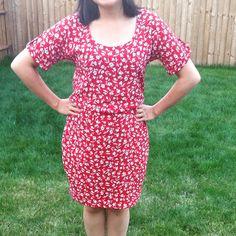 Janey's Bettine dress!