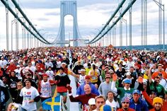 """If you lose faith in human nature, go out and watch a marathon."" Katherine Switzer"