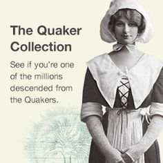 "We just released 11.5 million new records documenting one of the most prominent groups in American history, the ""Religious Society of Friends,"" more commonly known as Quakers. See more at: http://ancstry.me/1fR34nK"