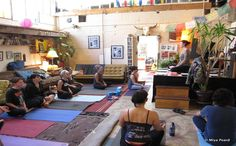 Paris, France,  travel, life, photography, art, local, photos, blog, architecture, pictures, design, photo, events, history,... The San Francisco yoga scene just got punk'd. Yoga Punx offers donation-based yoga to those seeking a different vibe from the traditional yoga studio.