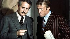 PAUL NEWMAN & ROBERT REDFORD in The Sting (1973)