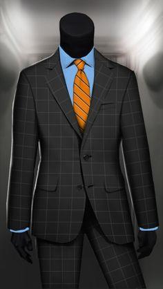 Another day, another suit! #suit #suitapp #fashion #men  #menswear #menstyle #menfashion #suits