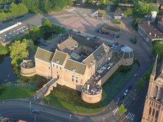 kasteel Woerden, the Netherlands