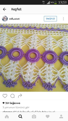 How to start the crocheted jacket with lace pattern in DROPS - Pillow Crochet Chrochet, Crochet Yarn, Crochet Stitches, Crochet Blanket Edging, Crochet Borders, Crochet Designs, Crochet Patterns, Yarn Thread, Ribbon Embroidery